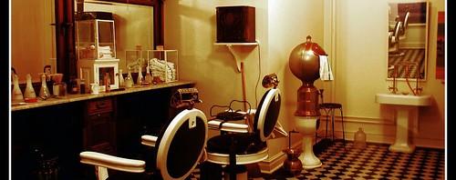 Un salon qui pourrait faire penser à celui que l'on retrouvait à Mons jusqu'il y a peu...